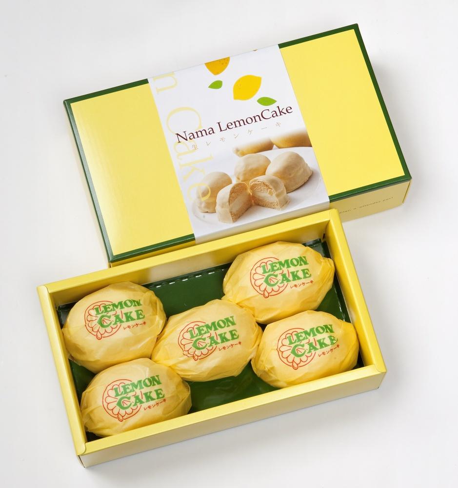 BLOG生レモンケーキ箱入