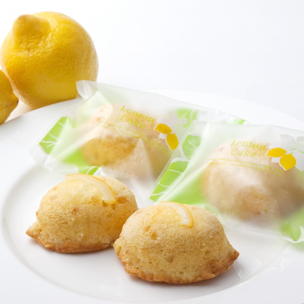 BLOG焼レモンケーキ