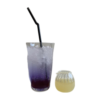 Butterfly Pea Soda